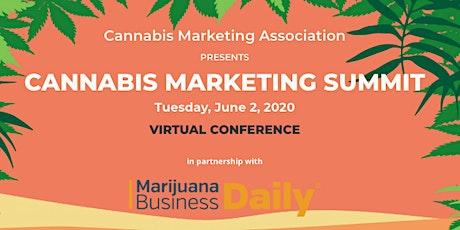 Cannabis Marketing Summit— Virtual Conference tickets