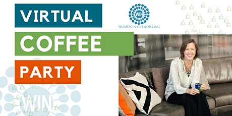 Coffee Chat online WIN (a business-building topic each week) tickets