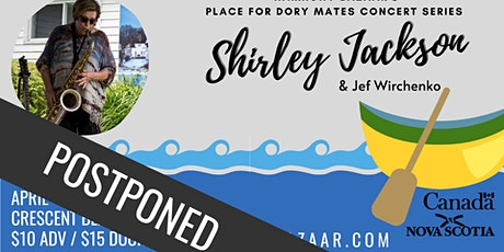 Harmony Bazaar Presents: Shirley Jackson & Jef Wirchenko **POSTPONED - NEW DATE TBD** tickets