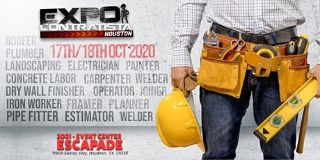ExpoContratista Houston 2020 tickets