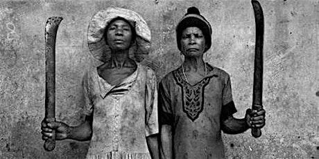 [WEBINAR]: Heroines of the African Holocaust: African Women in War tickets