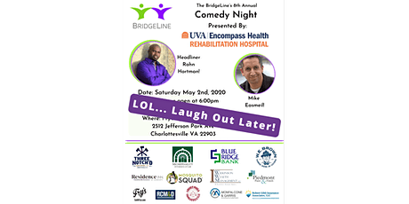 BridgeLine Comedy Night 2020 tickets