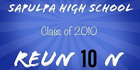 Class of 2010- 10 Year Reunion tickets