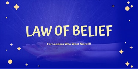 Law of Belief Consciously Masterclass Accelerate Your Millionaire Mind tickets