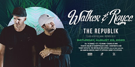 Walker & Royce tickets