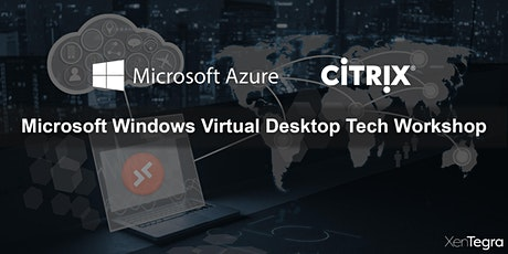 Online: Microsoft WVD Tech Workshop (04/30/2020) tickets