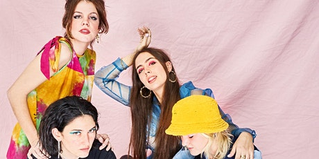 Hinds - The Prettiest Curse Tour w/ The Shivas tickets
