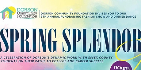 DCF 9th Annual Spring Splendor 2020 tickets