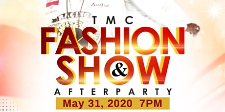 TMC Fashion Show & Afterparty tickets