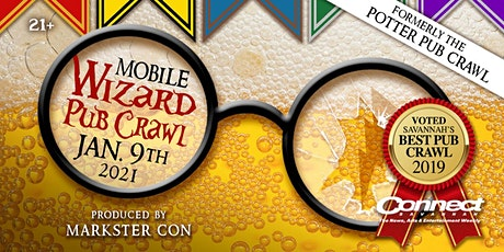 Wizard Pub Crawl (Mobile, AL) tickets