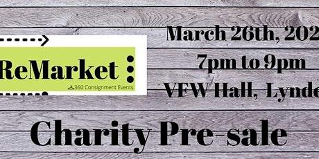 ReMarket Charity Pre-Sale tickets