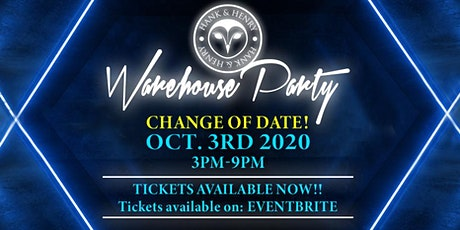 Hank & Henry Warehouse Party tickets