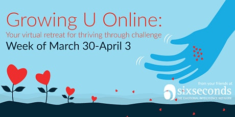 Growing-U Online starting March 30 tickets