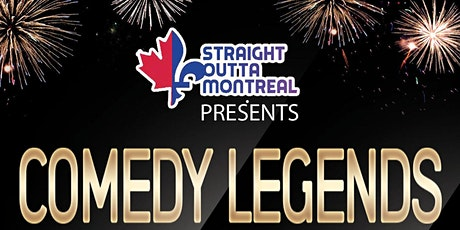 Comedy Show ( Stand Up Comedy )Comedy Legends billets