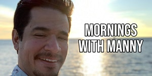 Mornings with Manny | Virtual Learning every Monday