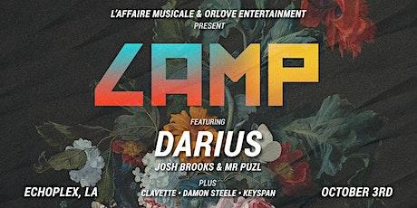 LAMP 7-Year Anniversary ft. Darius tickets