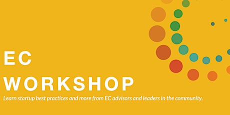 EC Workshop: What You Need to Know About Tech as a Non-Technical Founder tickets