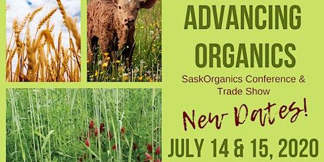 Advancing Organics-Conference & Trade Show tickets