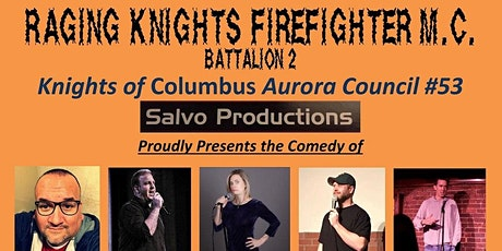 RKFFMC Battalion 2 Second Annual Night of Comedy for the CT Burn Camp tickets