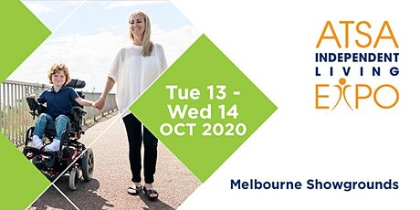 ATSA Independent Living Expo-Melbourne tickets