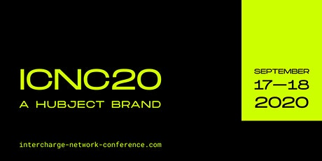 intercharge network conference 2020 tickets