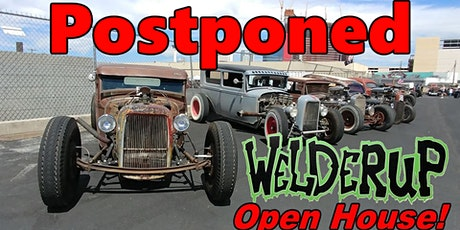 POSTPONED - WelderUp Open House 2020 tickets