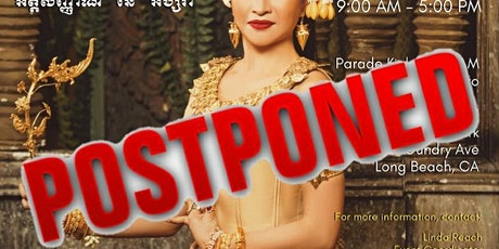 12th Annual Cambodia Town Parade and Culture Festival ***POSTPONED*** tickets