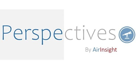 Perspectives By AIRInsight: March 31st - Weathering the Storm entradas