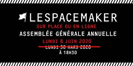 LESPACEMAKER : Assemblée Générale Annuelle tickets