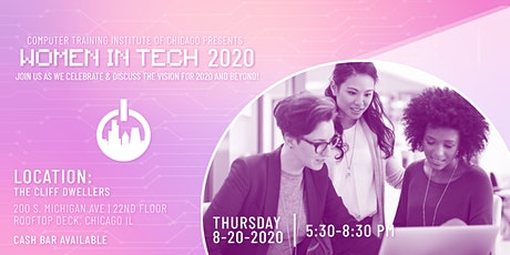 CTIChicago Women In Tech! tickets