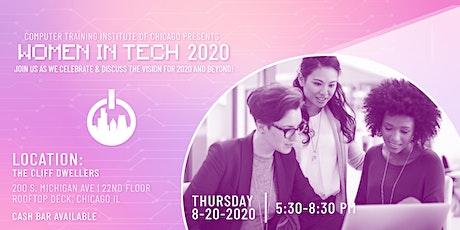 CTIChicago Women In Tech! tickets