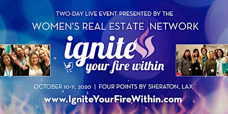Ignite Your Fire Within 2020 tickets