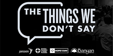 Hope For The Day's Things We Don't Say - Digital Education tickets