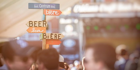 2021 Orléans Craft Beer Festival tickets