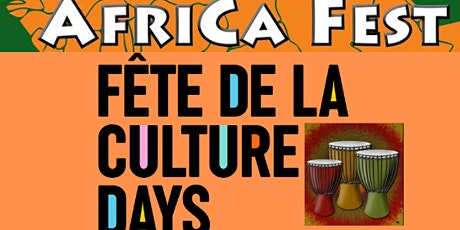 African Drumming Week/AfriCa Fest 2020 tickets