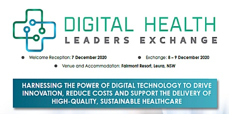 Digital Health Leaders Exchange 2020 tickets