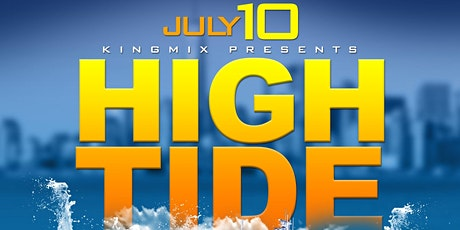 High Tide (Boatride) tickets