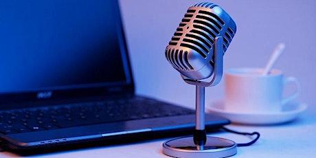 Produção de Podcasts - Da Pauta à Divulgação ingressos