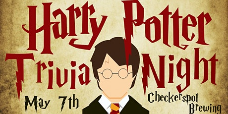Harry Potter Trivia Night at Checkerspot Brewing tickets
