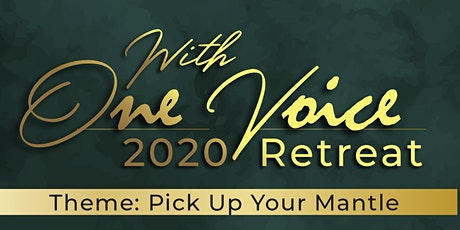 With One Voice 2020 tickets