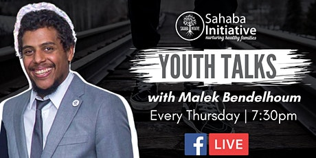 Weekly Youth Talks tickets