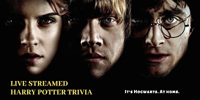 HARRY POTTER Trivia: STREAMED!