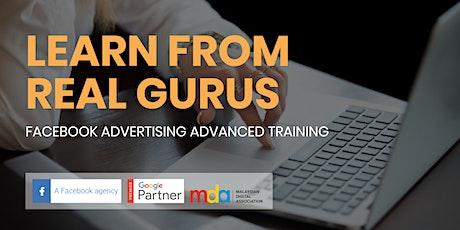 Facebook Advertising Advanced Training tickets