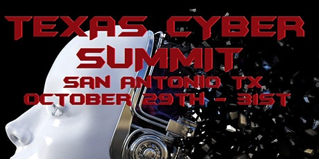 Texas Cyber Summit 2020 tickets