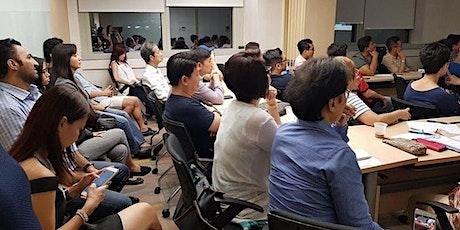 [* Beginner's Property Investment Workshop on 1st April - KK Goh *] tickets
