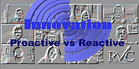 Innovation - Proactive vs Reactive tickets