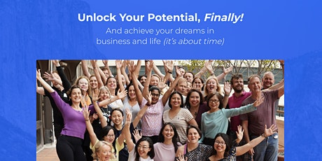 Unlock Your Potential, Finally! tickets
