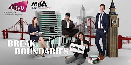 CityU MBA Online Info Sessions | 8 Apr 2020 tickets