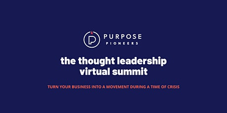 The Thought Leadership Virtual Summit tickets