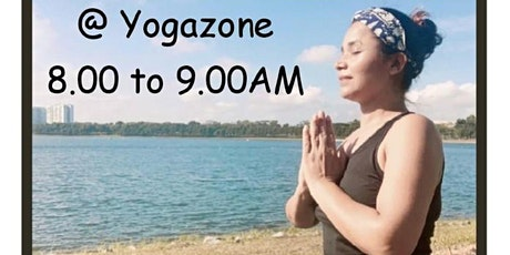 YOGA IN THE NATURE - EVERY SUNDAY BY YOGAZONE tickets